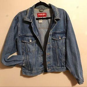 Vintage Wrangler Hero Denim Jacket